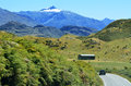 Mount Aspiring National Park - New Zealand Royalty Free Stock Photography