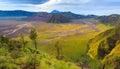 Mount Bromo Volcano, East Java...