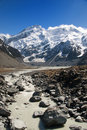 Mount Cook Royalty Free Stock Images