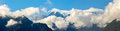 Mount Cook National Park, New Zealand Royalty Free Stock Photo
