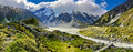 Mount Cook National Park - New Zealand Royalty Free Stock Photo