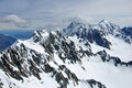 Mount cook the tallest mountain in new zealand aoraki in the southern alps westland new zealand Stock Photos