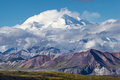 Mount Denali Royalty Free Stock Photo