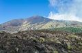 Mount Etna Royalty Free Stock Photo