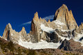 Mount Fitz Roy Royalty Free Stock Photo