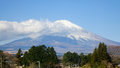 Mount Fuji in Japan Royalty Free Stock Photo