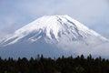 Mount fuji maximum japan Fotografering för Bildbyråer
