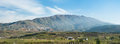 Mount hermon panorama northern israel Stock Photography
