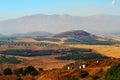 Mount Hermon Royalty Free Stock Photo