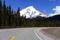 Mount Hood Oregon Royalty Free Stock Photo