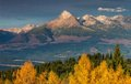 Mount Krivan . .