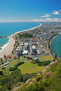 Mount Maunganui, New Zealand Royalty Free Stock Photo