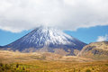 Mount Ngauruhoe Stock Photos