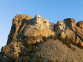 Mount Rushmore. Stock Photography