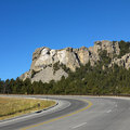Mount Rushmore National Memorial. Stock Photography