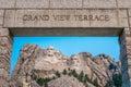 Mount Rushmore National Memorial Grand View Terrace