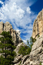 Mount Rushmore National Memorial, South Dakota Stock Images