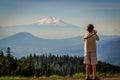 Mount Shasta Royalty Free Stock Photo