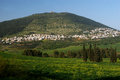 Mount Tabor Israel Royalty Free Stock Photo
