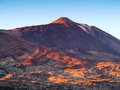 Mount Teide Royalty Free Stock Photography