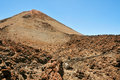Mount Teide, in Teide National Park  Tenerife Stock Images
