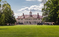 Mount vernon washington the main house of the farm in virginia Stock Photo
