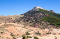 Mountain in Andalucia Royalty Free Stock Image
