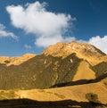 Mountain of beauty Stock Photo