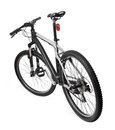 Mountain bicycle bike isolated on white background Royalty Free Stock Photos