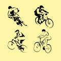 Mountain Bicycle set