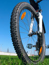 Mountain bike Royalty Free Stock Image
