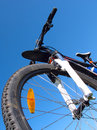 Mountain bike Stock Photography
