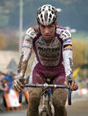 Mountain bike cross world championship Royalty Free Stock Photos