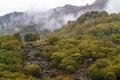 Mountain cross Royalty Free Stock Photo
