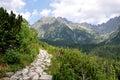 Mountain High Tatras, Slovakia, Europe