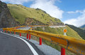 Mountain highway of Taiwan Royalty Free Stock Photo