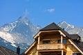 Mountain house hotel