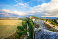 Mountain landscape beautiful crimea ukraine Royalty Free Stock Photos