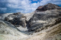 Mountain landscape of Dolomites, Italy Stock Photography
