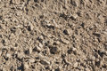 A mountain of sand Royalty Free Stock Photo