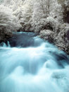 Mountain stream Stock Photography