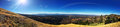 Mountain Top Panoramic Royalty Free Stock Photo