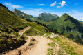 Royalty Free Stock Photos Mountain track