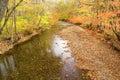 Mountain trout stream Стоковые Фотографии RF