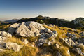 Mountain view at Velebit Royalty Free Stock Image