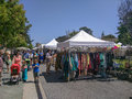 Mountain view's a la carte art festival view ca may th annual on may in view Royalty Free Stock Photos