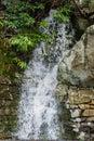 Mountain Wet Weather Waterfall in Goshen Pass - 2
