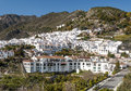 Frigiliana in the mountains