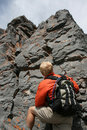 mountaineer Royalty Free Stock Photo