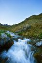 Mountains in altai mountain river nature Royalty Free Stock Photography